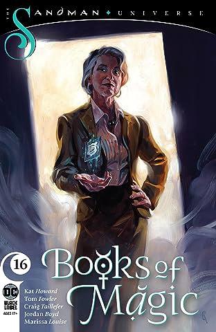 Books of Magic (2018-) No.16