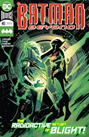 Batman Beyond (2016-) #40