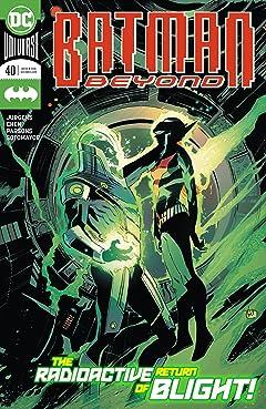 Batman Beyond (2016-) #40
