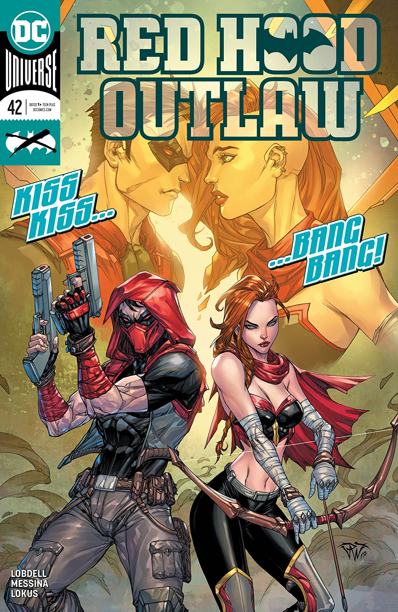 Red Hood and the Outlaws (2016-) No.42