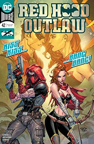 Red Hood: Outlaw (2016-) #42