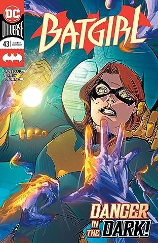 Batgirl (2016-) #43