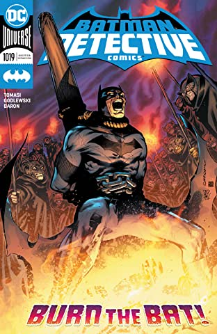 Detective Comics (2016-) No.1019
