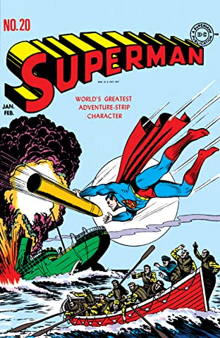 Superman (1939-2011) No.20