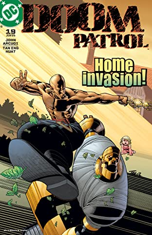 Doom Patrol (2001-2003) No.19