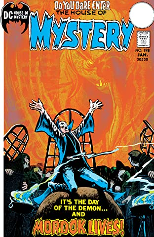 House of Mystery (1951-1983) #198