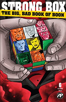 Strong Box: The Big Bad Book of Boon #6
