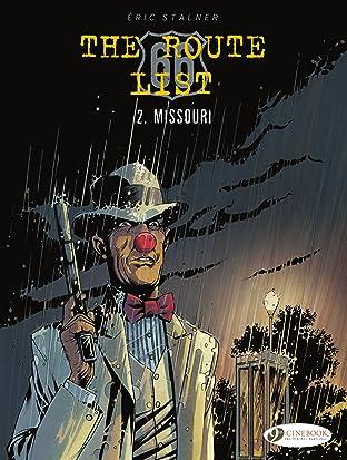 The Route 66 List Vol. 2: Missouri