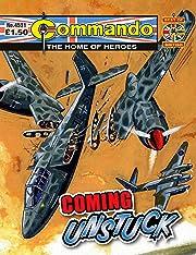 Commando #4531: Coming Unstuck