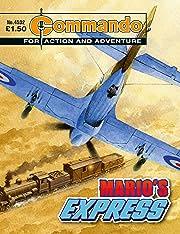 Commando #4532: Mario's Express