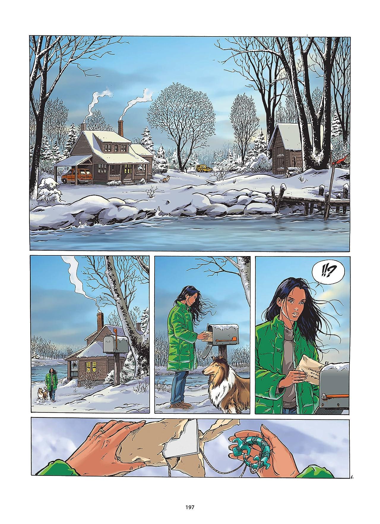 Lance Crow Dog Vol. 5: Taïna