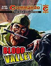 Commando #4533: Blood Valley