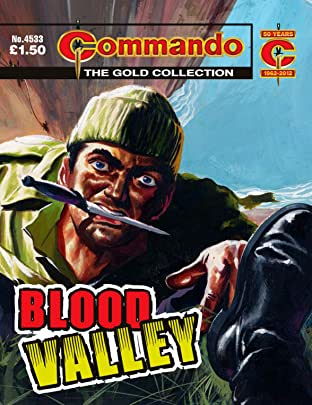Commando #4533: Blood Valley