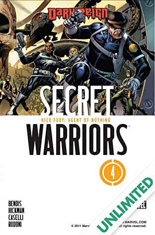 Secret Warriors (2008-2011) #4