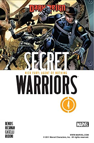 Secret Warriors (2008-2011) No.4