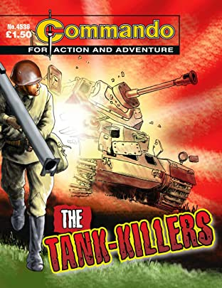 Commando #4536: The Tank-Killers