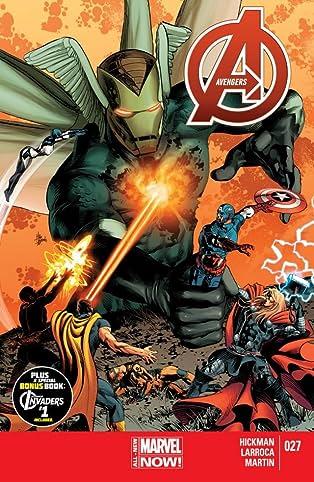 Avengers (2012-2015) #27