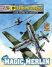 Commando #4539: The Magic Merlin