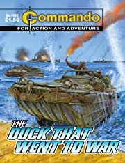 Commando #4540: The Duck That Went To War