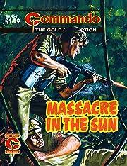 Commando #4541: Massacre In The Sun
