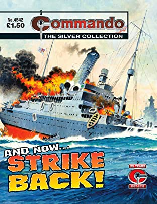 Commando #4542: And Now… Strike Back!
