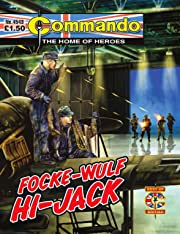 Commando #4543: Focke-Wulf Hi-Jack