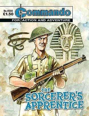 Commando #4544: The Sorcerer's Apprentice