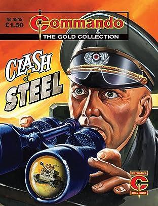 Commando #4545: Clash Of Steel