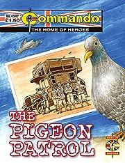 Commando #4547: The Pigeon Patrol