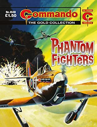 Commando #4549: Phantom Fighters
