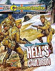 Commando #4551: Convict Commandos: Hell's Cauldron