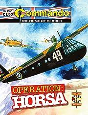 Commando #4555: Operation: Horsa
