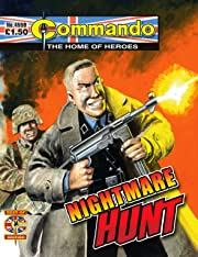 Commando #4559: Nightmare Hunt