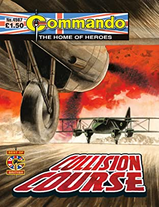 Commando #4567: Collision Course