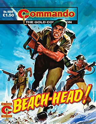 Commando #4569: Beach-Head!