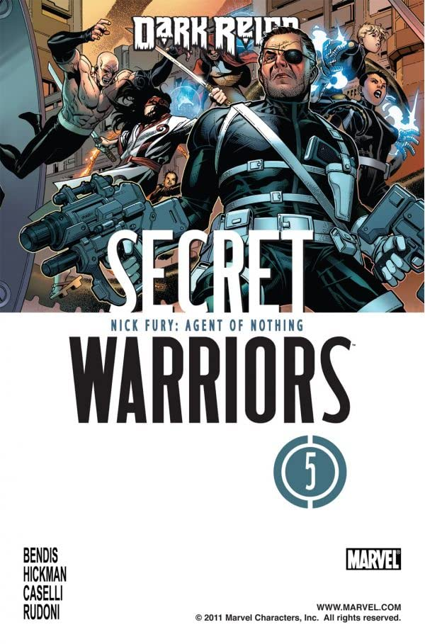 Secret Warriors (2008-2011) #5