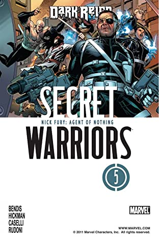 Secret Warriors (2008-2011) No.5