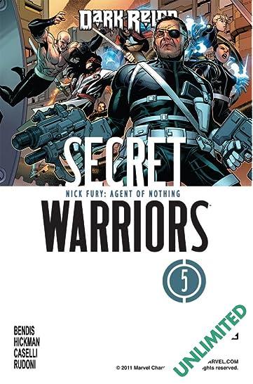 Secret Warriors (2008-2011) #5