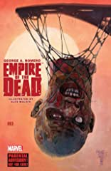 George Romero's Empire of the Dead: Act One #3