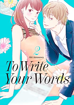 To Write Your Words Vol. 2