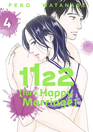 1122: For a Happy Marriage Tome 4