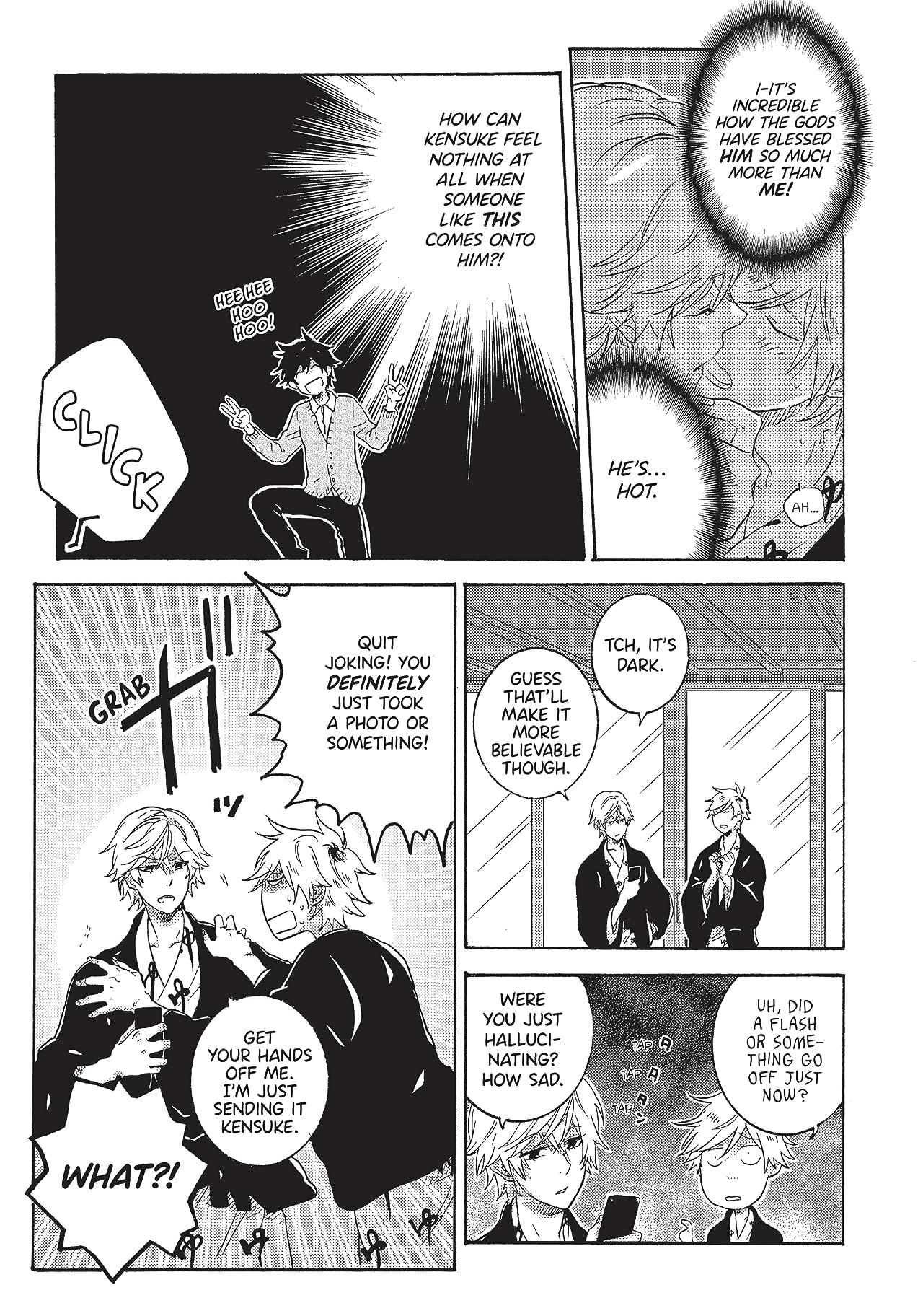 Hitorijime My Hero Vol. 6