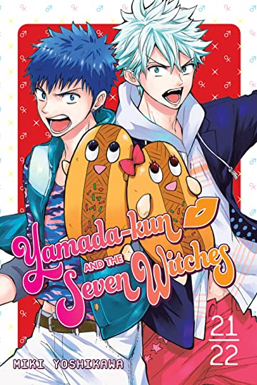 Yamada-kun and the Seven Witches Vol. 21-22