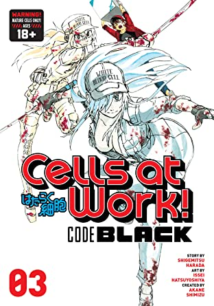 Cells at Work! CODE BLACK Vol. 3