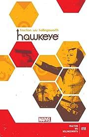 Hawkeye (2012-2015) #18