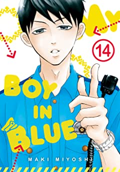 My Boy in Blue Vol. 14