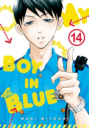 My Boy in Blue Tome 14