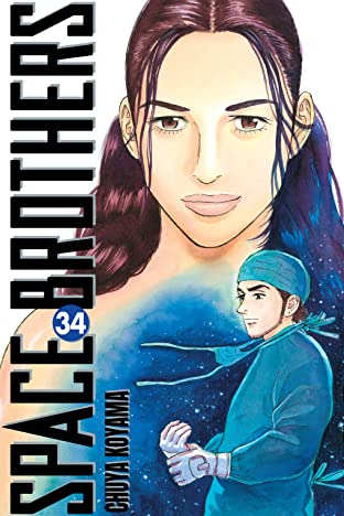 Space Brothers Tome 34