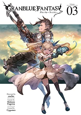 Granblue Fantasy Vol. 3