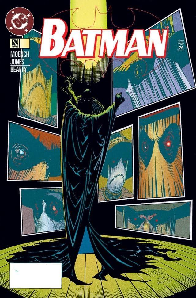 Batman (1940-2011) #524